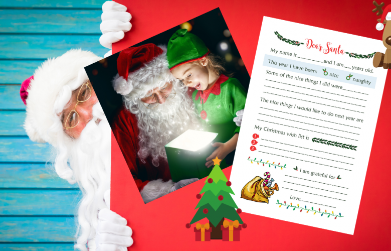 Alternatives To Letter From Santa Claus